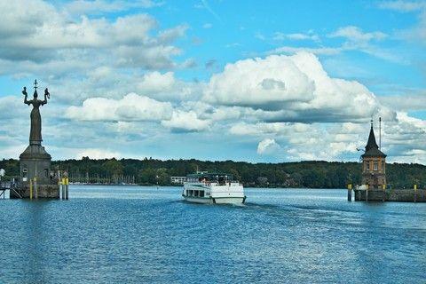 波登湖遊船