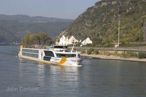 萊茵河谷遊船