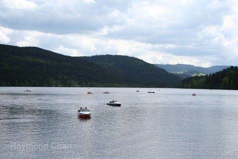 蒂蒂湖遊船