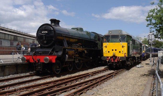 英國國鐵火車