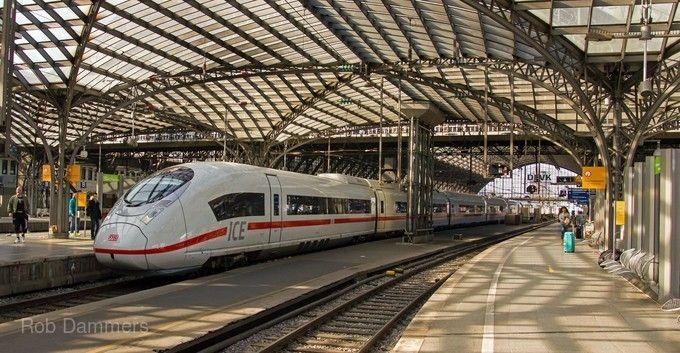 德國ICE高速火車