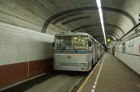 關電隧道無軌電車(黑部水庫-扇澤)
