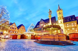 【賺很大】德國童話大道、楚格峰雙體驗、OUTLET、浪漫花之島10日
