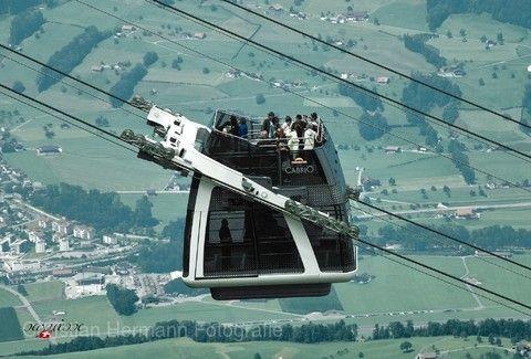 石丹峰雙層纜車