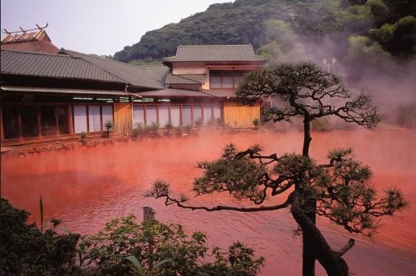 九州湯布院、我醉美~日田漫遊~仙霧裊繞溫泉五日