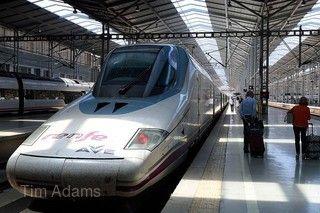 西班牙高速鐵道