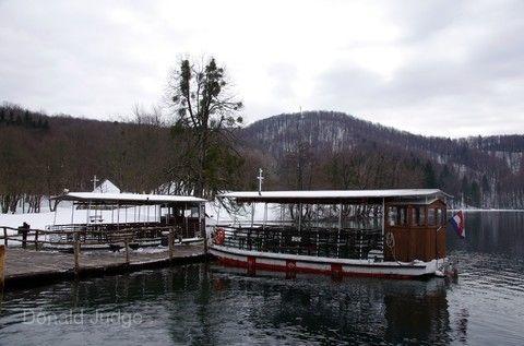 普列提維切國家公園遊船