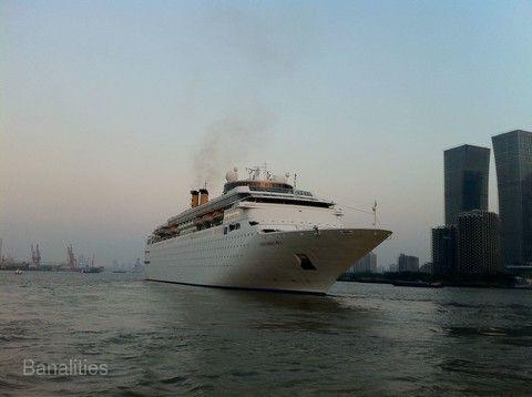 黃浦江遊船