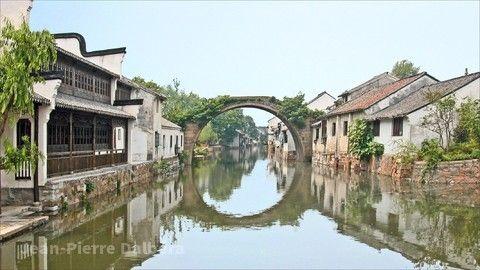 船遊南潯古河