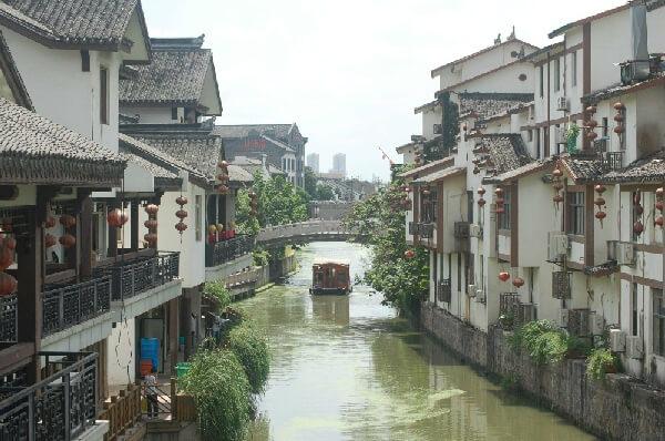 中國世家~無錫上蘇杭.三國城.雙古鎮雙秀5天