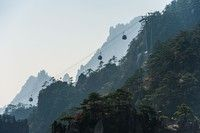 黃山登山纜車