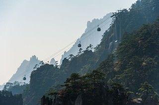 秘境黃山~黃山奇景山上住兩晚、畫裡鄉村婺源8日遊
