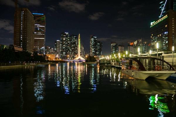 水上計程車(松島中央公園)