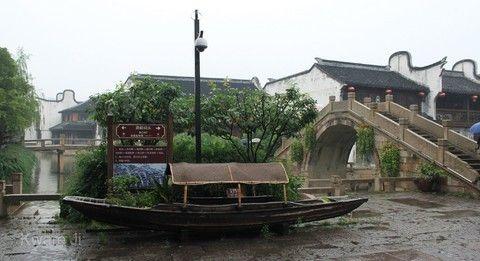 嘉興南湖遊船