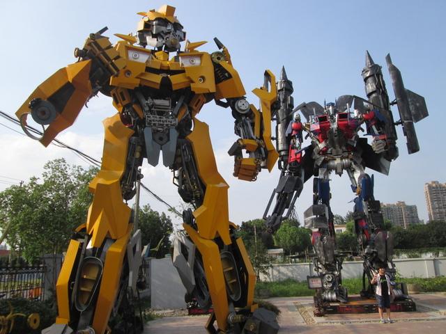 鐵哥們機器人主題公園