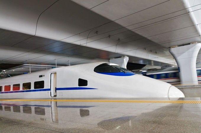 動車(大陸高鐵)