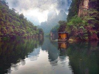 情定張家界~天門山、寶峰湖、大峽谷、雲天渡玻璃橋、紅石林、鳳凰古城、全覽七日