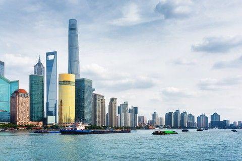 上海環球金融中心觀光天閣(97、100樓)