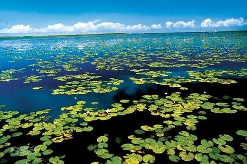 博斯騰湖遊船