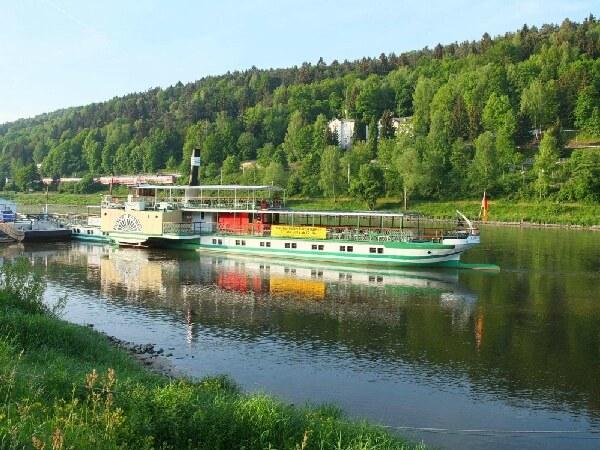 薩克森小瑞士國家公園遊船