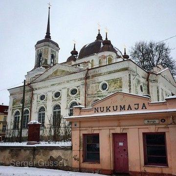 圓頂教堂/聖瑪麗教堂