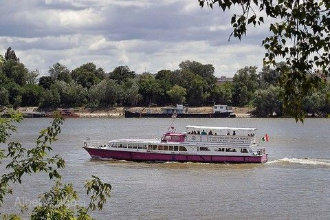 多瑙河遊船(維也納)