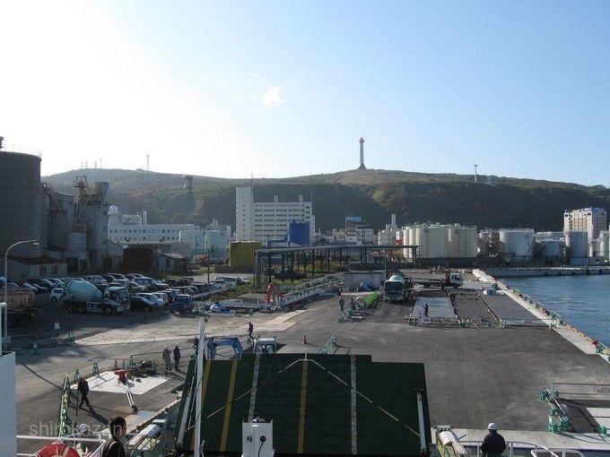利尻島渡輪