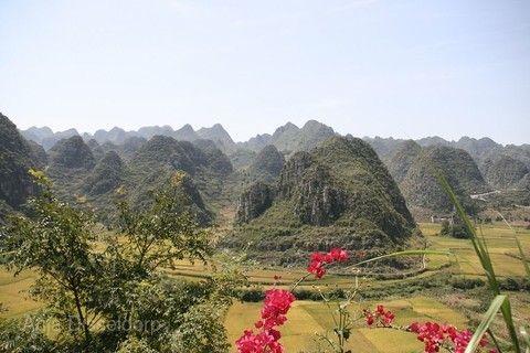 東萬峰林景區