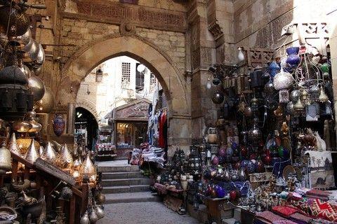 伊斯坦堡香料市場