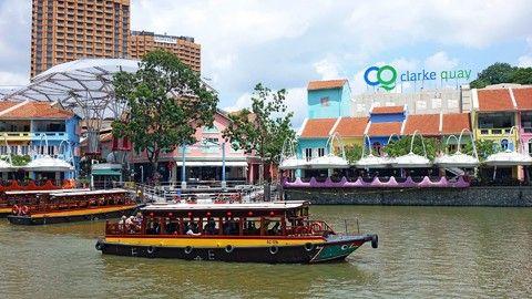 《連休強打》經典新加坡~環球影城、S.E.A.海洋館、水上計程車、河川生態園、金沙娛樂城4日