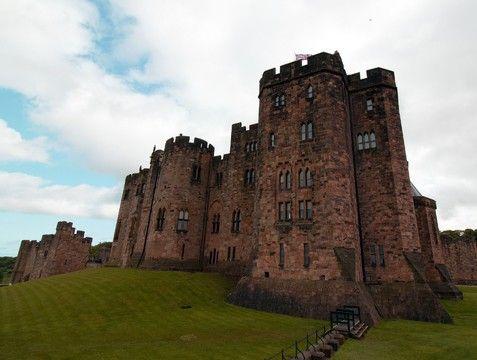 阿尼克城堡Alnwick Castle