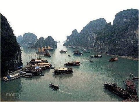 經典北越四星雙龍灣特別安排公主號遊船二次自助餐不進購物站五日(含稅)