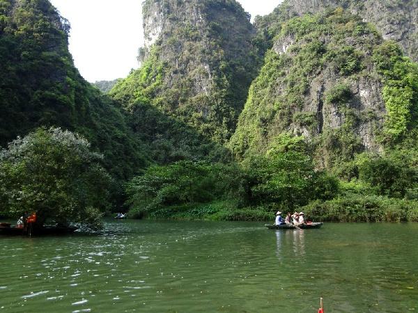 長安生態保護區遊船