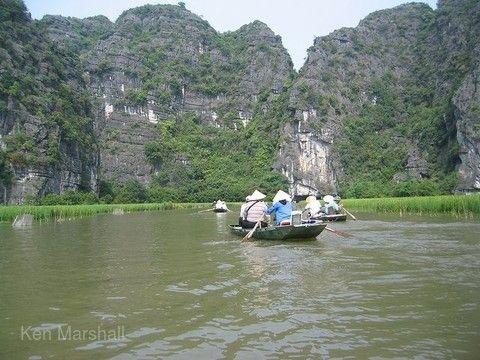 三谷湖遊船