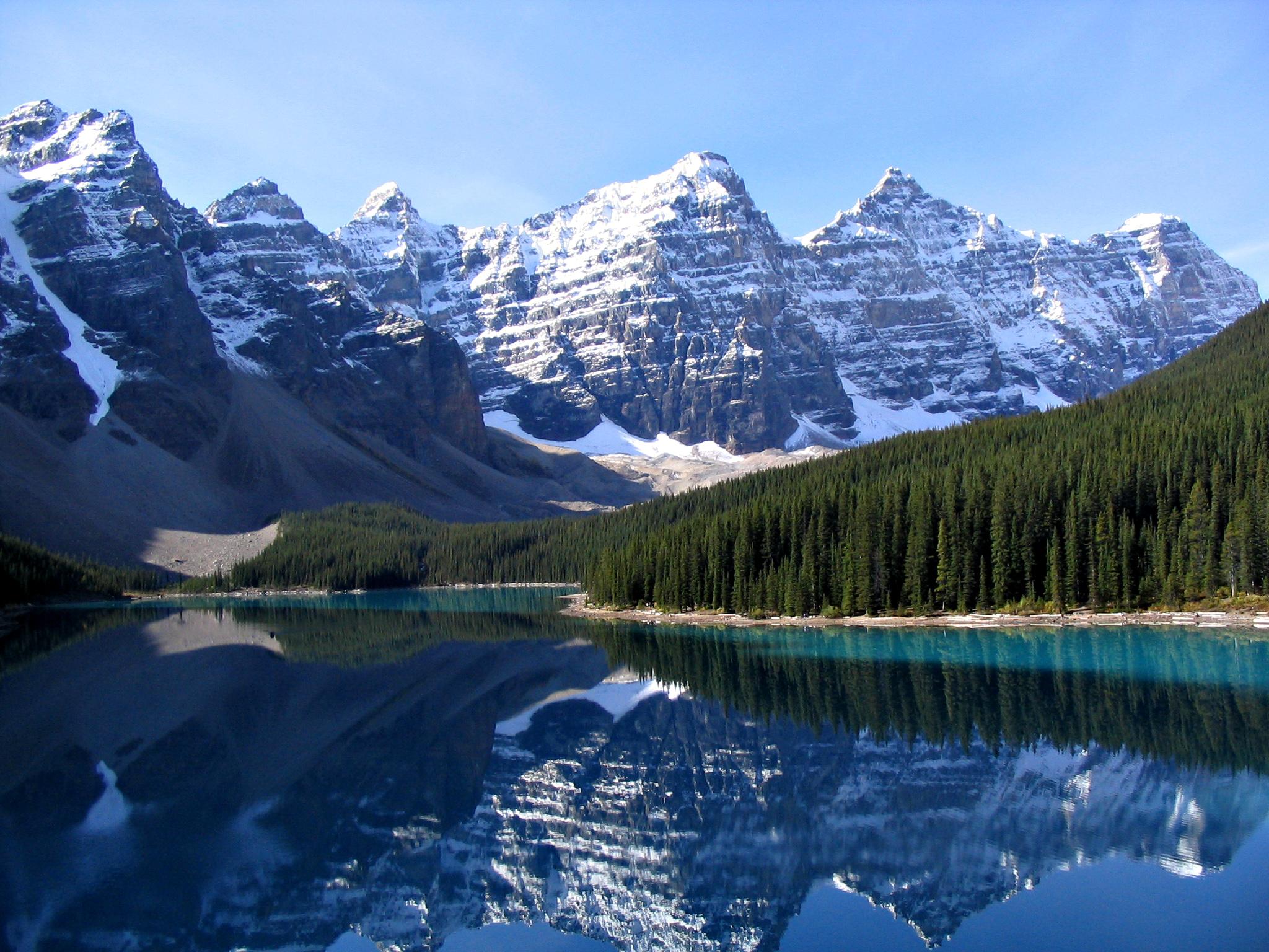 <玩美加族>全覽加拿大〜雙世界遺產∼洛磯山脈、魁北克古城、尼加拉瀑布13日之旅