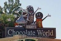 Hershey's巧克力世界