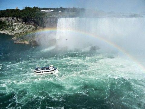 尼加拉瀑布遊船