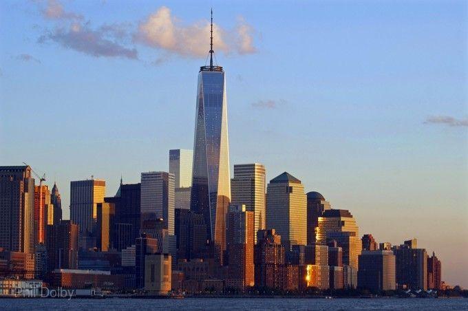 世界貿易中心一號大樓