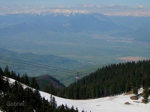 白山國家森林公園纜車