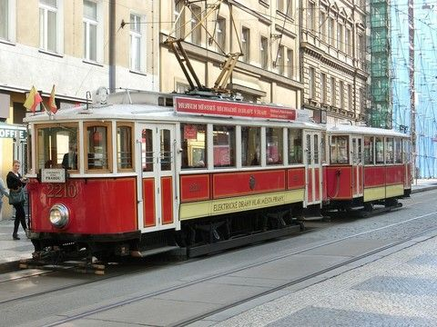 布拉格電車