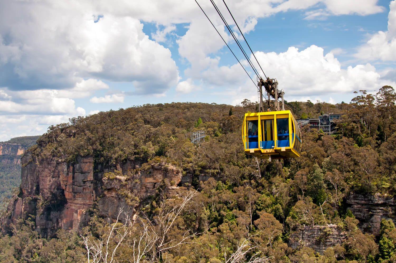 【賺很大】雪梨~歌劇院入內、藍山纜車景觀餐廳、菲德代爾動物園6日