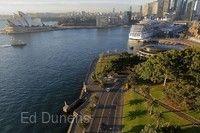 雪梨港灣遊船