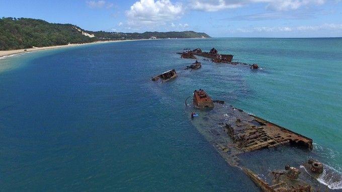 摩頓島(海豚島)