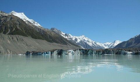 塔斯曼冰河
