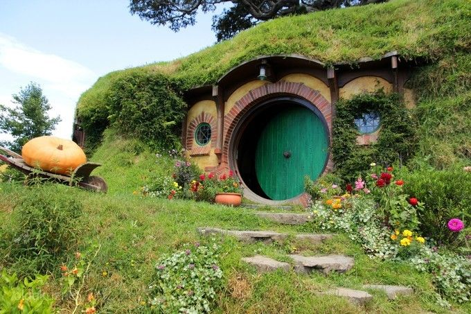 Hobbiton哈比村