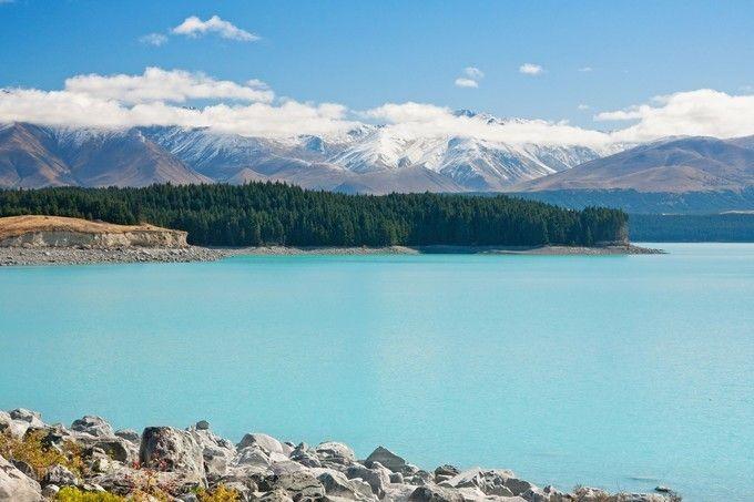 【尊榮紐西蘭12天】金旅獎.早鳥.隱士冰河船.陶波湖.NZ