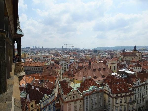 天文鐘登塔(布拉格)