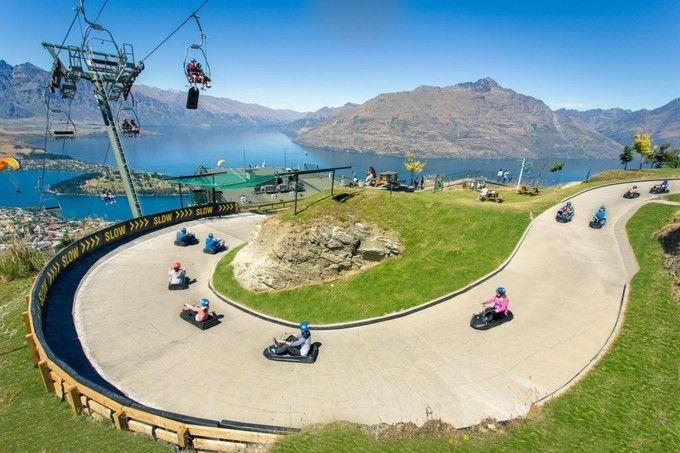【主題旅遊】《紐西蘭北島‧輕冒險》黑水漂流,陶波垂釣鱒魚,樹冠滑索,哈比屯,挑戰極限運動8日