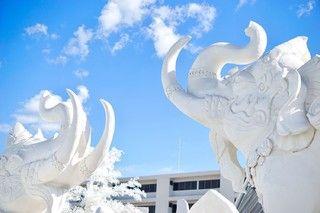 特選玩很大泰國~人魚灣海灘俱樂部、冰雪世界、廚藝體驗、新火車夜市5日(含稅)