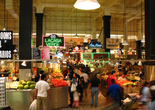中央市場Grand Central Market